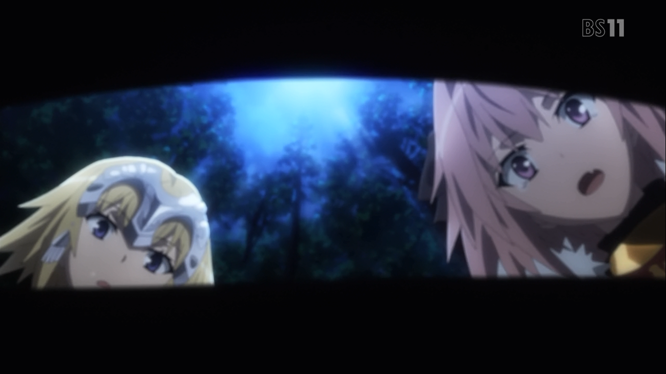 Fate/Apocrypha S01-Ep04+Ep05