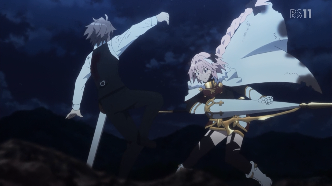 Fate/Apocrypha S01-Ep13
